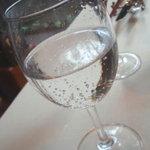 レストラン デビッド・セニア - ミネラルウォーター@オレッツアをオーダー♪ミネラルウォーターの種類が増えました。