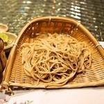 日本料理 オカモト - 2014.4 二八そば