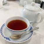 グランジュール - セットドリンクは紅茶にしました