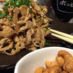 食DINING - 鳥皮ポン酢