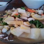 ファームレストランまきば - お野菜たっぷり!八宝菜