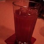 BAR A ZNABLE - オレンジのオリジナルカクテルを頂く♫