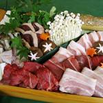 河内長野荘 - お肉好きの郷鍋