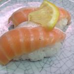 天下寿司 - サーモン125円