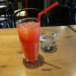 ミモザ - はまぐりトマトジュース