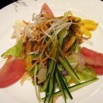 かしま - 棒々鶏サラダ