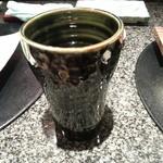 かしま - 焼酎湯割り