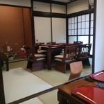 創作割烹 おおた - 新店舗 個室 テーブル席