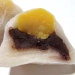 高砂屋製菓 - くり大福(110円/個)
