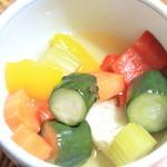 26648552 - 野菜のピクルス