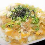 バックス - 鯛カツ丼
