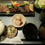 26649852 - 近江牛三種焼膳