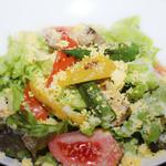 バックス - グリーンサラダ