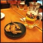 世界の山ちゃん - 名物手羽先とビールが合う!
