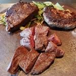 然荘 - ステーキ&ハンバーグ