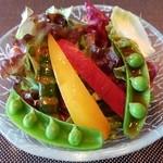 然荘 - サラダ