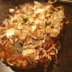 あべとん - スジコン入りモダン焼き☻