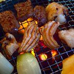焼肉ハウス ファミリー - 焼肉イロイロ
