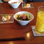 milven - オレンジジュースです