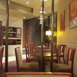 サンマルクカフェ - 奥は喫煙席に成っています