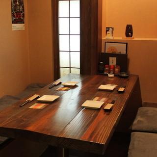 ◆個室◆少人数から使えるプライベート空間をご用意!