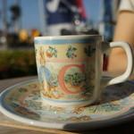 きたうち牧場 - ホットコーヒー
