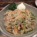 海鮮食堂 すいか - (2014/4/19)海鮮ビーフン