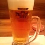 ウォーリー・クック - 生ビール