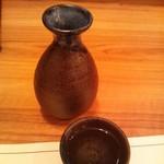 ウォーリー・クック - 日本酒