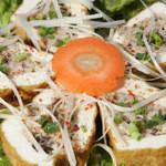 ティン・フック - 豆腐の肉詰め