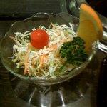 2666080 - 焼肉丼定食(サラダ)