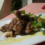ラ・プロヴェッタ - 子羊のグリル・セージ風味