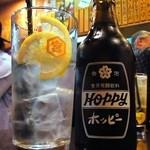 加賀廣 - ホッピーセット¥350