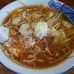 富士屋食堂 - 料理写真:富士屋 富士屋ラーメン 650円