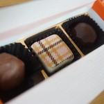 シックスコーヒー&チョコレート - 料理写真:トリュフ