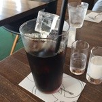 オカシ・ゼロヨンロクナナ - アイスコーヒー