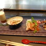 佐賀牛 季楽 銀座  - 前菜