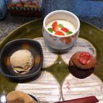 佐賀牛 季楽 銀座  - デザート