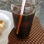 ガーデンカフェドットコム - アイスコーヒー