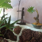 ガーデンカフェドットコム - お庭のオブジェ