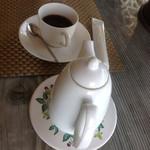 ガーデンカフェドットコム - コーヒーとコーヒーポット