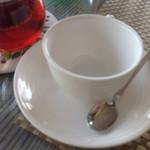 ガーデンカフェドットコム - 紅茶のカップ