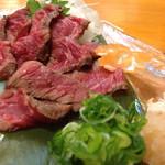 土佐わら焼き料理 みやも亭 - 和牛のわら焼き