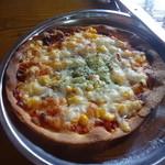 ピザ ミッシェル - ミシェルピザ(18㎝)¥600