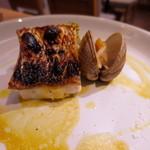 atehaca - 季節の鮮魚サルサヴェルデ