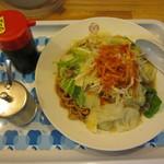 ラーメン大学 伊那インター店 - 料理写真:ローメン+辛ネギ ¥840
