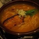 麺屋 維新 - 維新ラーメン。700円