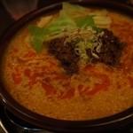 麺屋 維新 - スーラ―坦々麺。850円