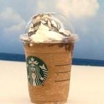 スターバックスコーヒー - Tフレッシュ バナナ&チョコレート クリーム フラペチーノ  610円