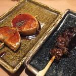 ひなっ子 鳥栖店 - 串焼き(山芋とつなぎ)